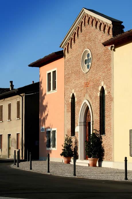 Kirche, Gardasee