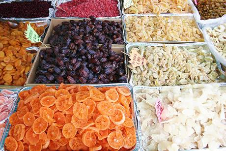 Marktplatz in Limone Gardasee