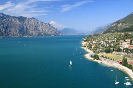 Lacul Garda, Italia